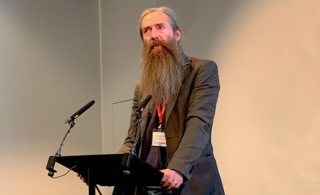 Aubrey de Grey - Advisory Panel that will be shaping the ethos and future of First Longevity.Longevity.Technology and Crowd Longevity