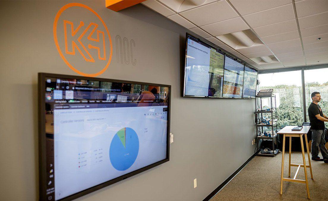 K4Connect NOC Center