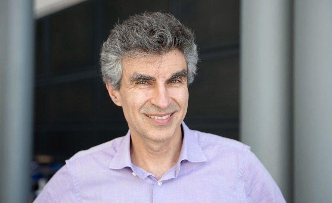 Professor Yoshua Bengio, founder of Mila