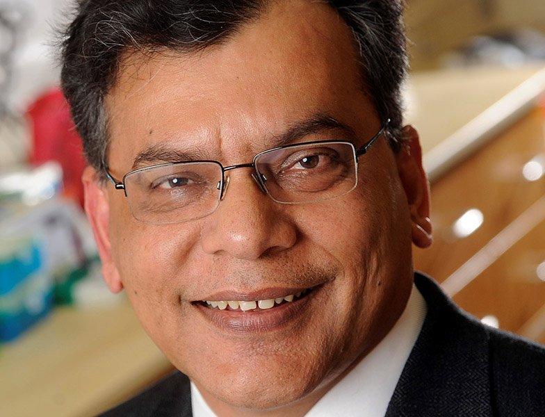 CSO, Dr Keshav Singh